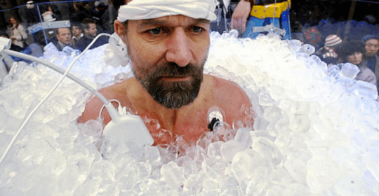 Wim Hof Methode (De Iceman)